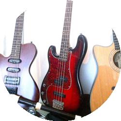 Cours de guitare à Cuxac d'Aude